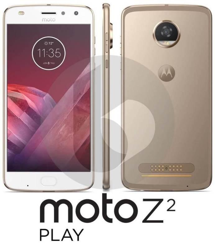 moto z2 play exclusive - Rumor: Moto Z2 Play pode perder a melhor qualidade do seu antecessor