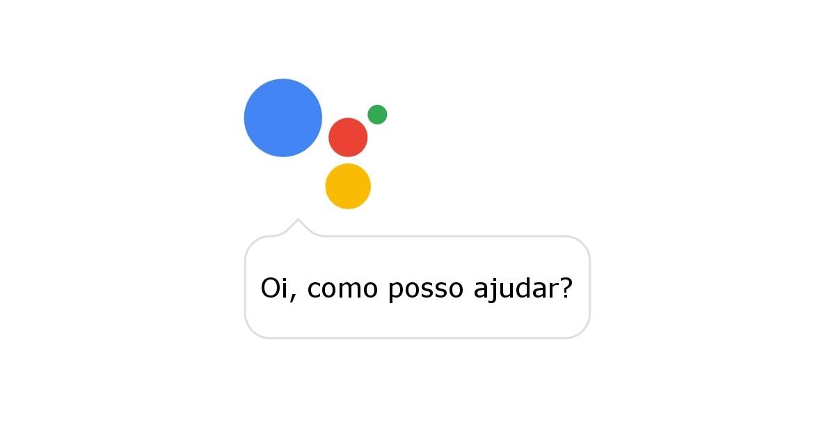 Google Assistente já está falando em português brasileiro
