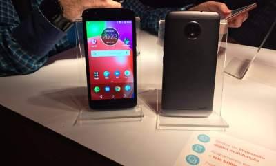Motorola apresenta três novos smartphones ao mercado brasileiro