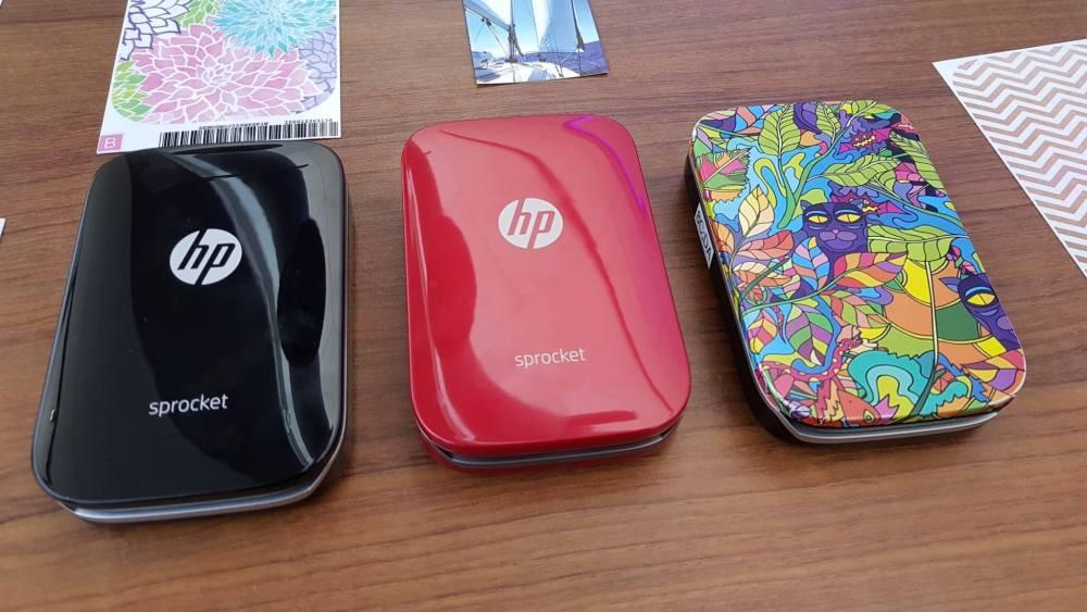 HP Sprocket impressora de bolso - ENTREVISTA: Enrique Lores comenta os novos rumos da HP