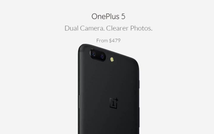 OP5 Price 720x452 - Mais refinado do que nunca, OnePlus 5 é finalmente revelado