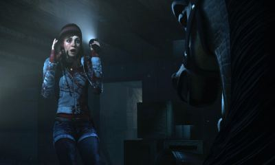 PS4 PS PLUS SONY UNTIL DAWN