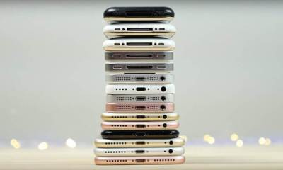 #iPhone10: A evolução do iPhone pelo design
