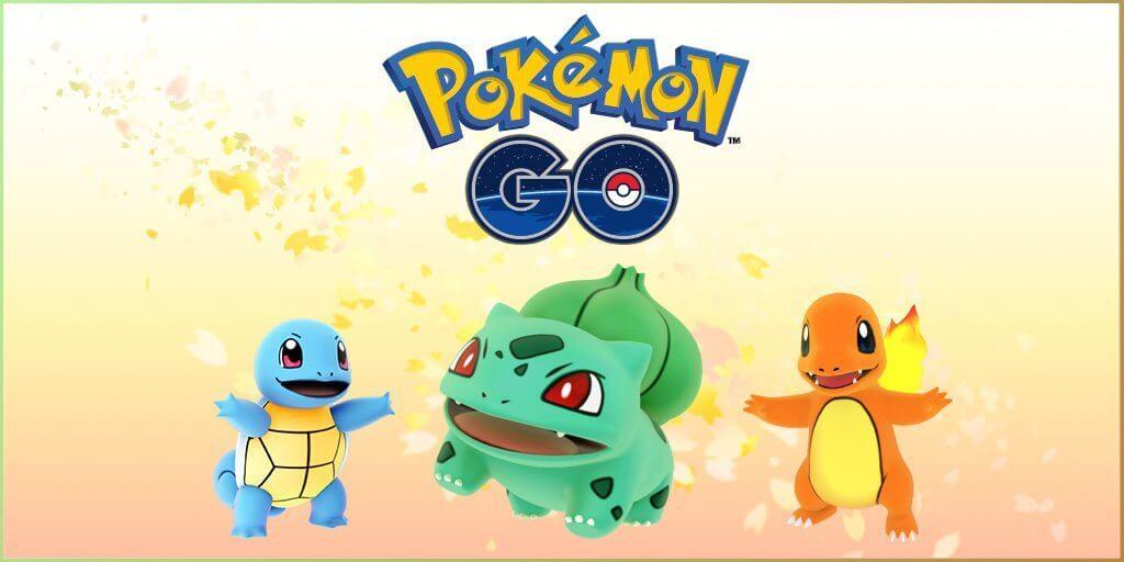 Eventos de aniversário de Pokémon Go são detalhados
