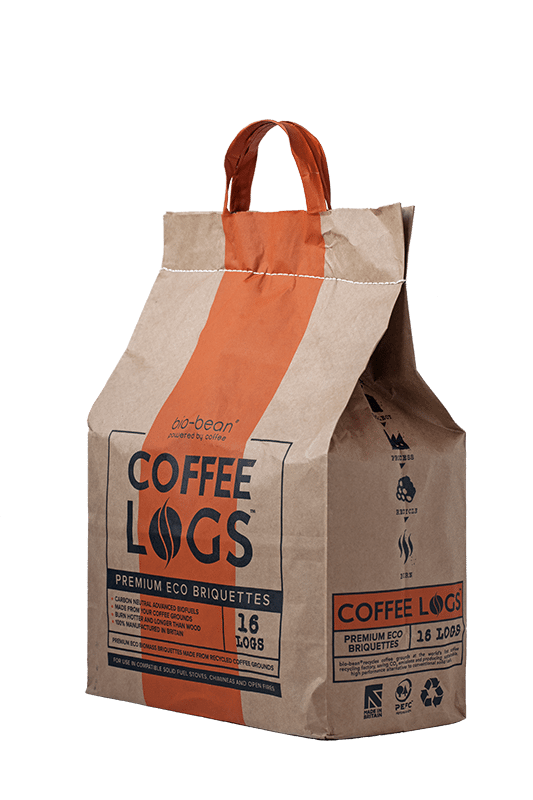 Carvão de café