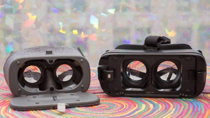 google daydream vs samsung gear vr 07 720x405 - Daydream View ou Gear VR, qual óculos VR se sai melhor na briga?