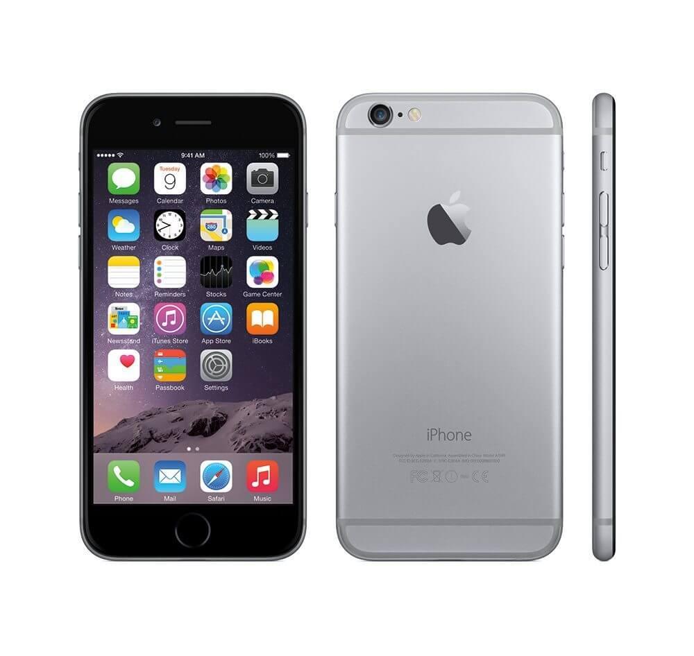 iPhone 6 2 - #iPhone10: A evolução do iPhone pelo design