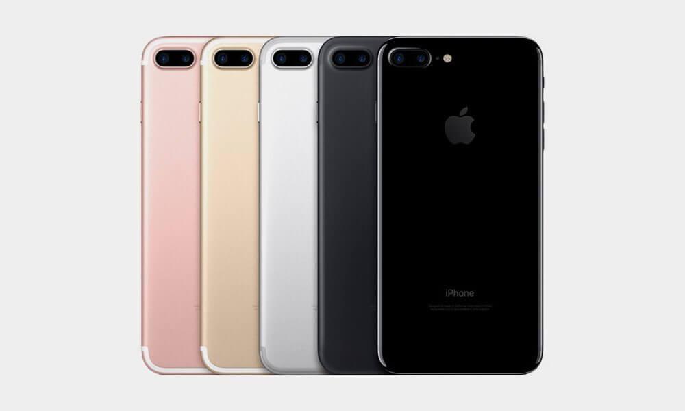 iphone 7 plus - #iPhone10: A evolução do iPhone pelo design
