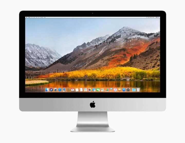 mac sierra homescreen 720x559 - WWDC 2017: Veja o resumo das principais novidades apresentadas pela Apple
