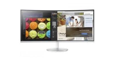 Monitores Curvos, Samsung