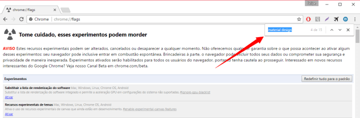 Aplicativos Tutorial: Como usar o novo layout do Google Chrome