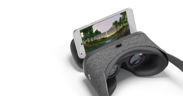 Google Daydream View Óculos VR