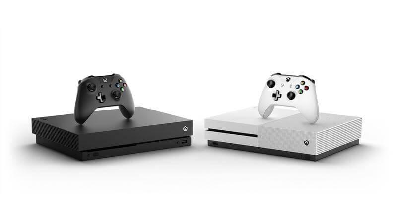 xbox one s vs one x thumb800 - Comparativo: Este é o Xbox One X! Mas o que mudou do Xbox One?
