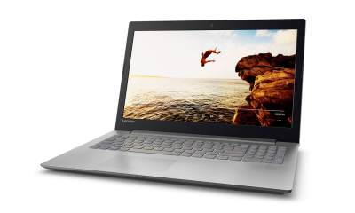 Lenovo lança notebook Ideapad 320 com placa de vídeo dedicada