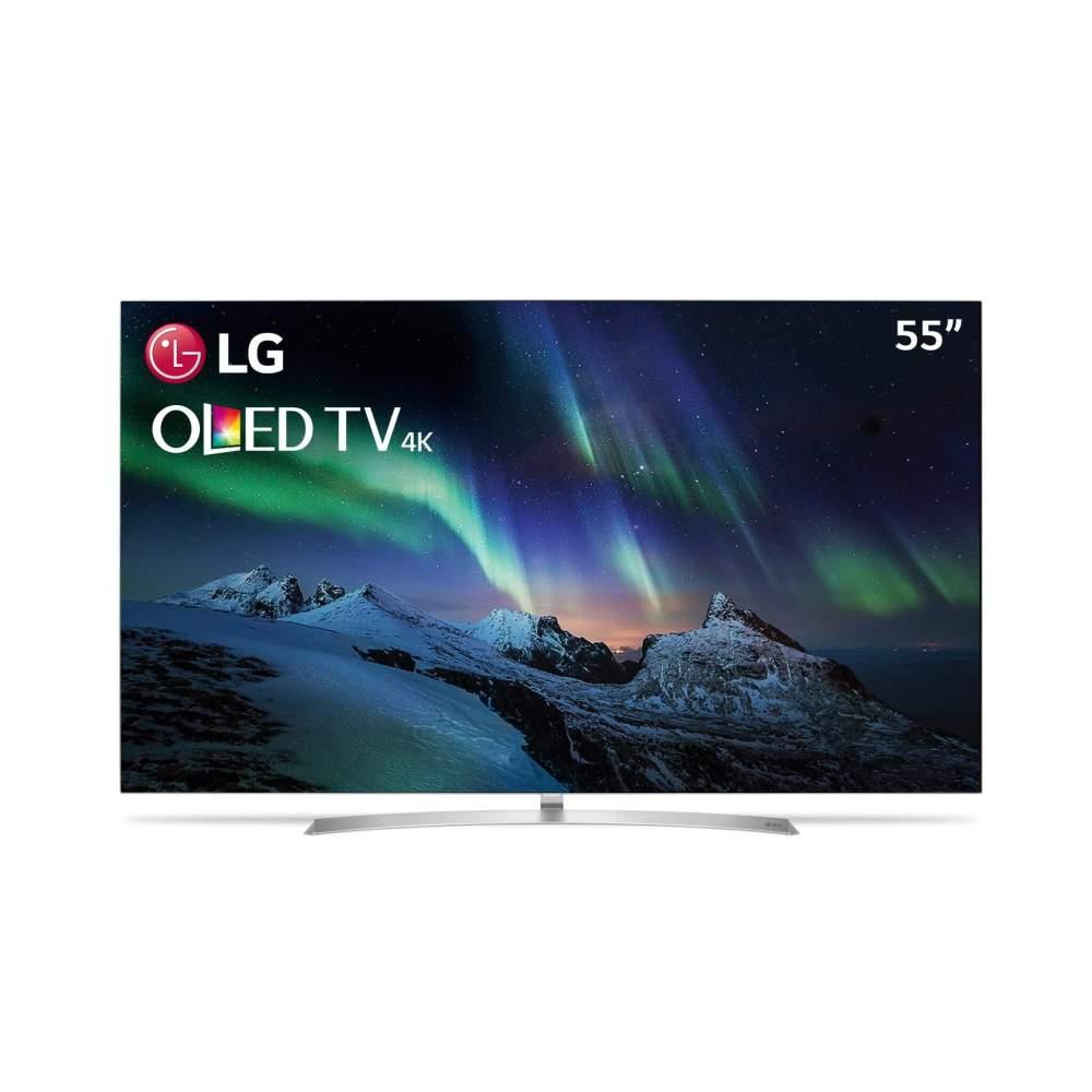 LG Signature OLED B7 de 55 polegadas OLED55B7 - LG anuncia nova linha de OLED TVs 4K; confira preços e disponibilidade