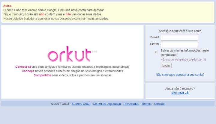 Orkut 720x414 - Retorno do Orkut? Entenda essa cilada