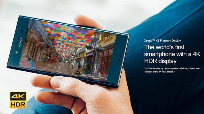 Sony Xperia XZ Premium 4k display - Review: Sony Xperia XZ Premium, a última palavra em performance
