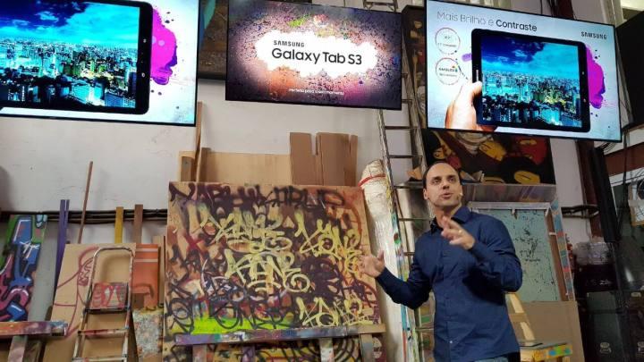 Galaxy Tab S3: novo tablet 'premium' da Samsung é lançado no Brasil
