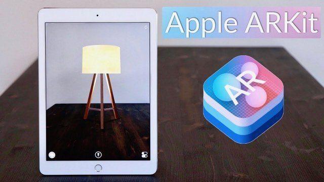 apple arkit - Como a Apple, Google e Microsoft estão construindo um futuro AR