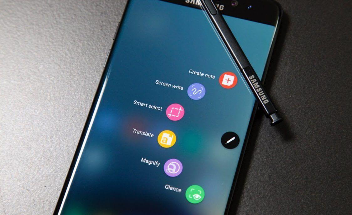 bgr galaxy note 7 61 - 7 motivos para trocar o iPhone 8 ou Google Pixel 2 pelo Galaxy Note 8