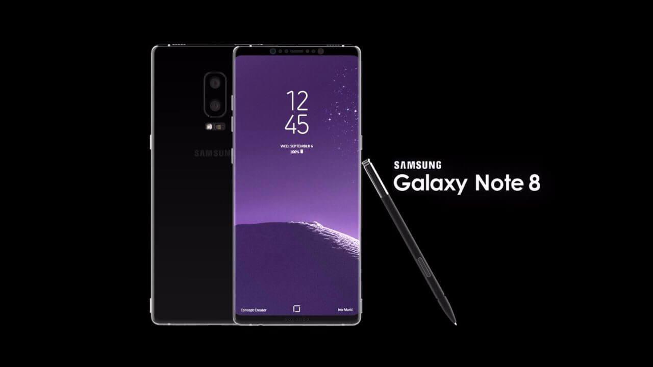 Note 8 vs Iphone 8 vs Pixel 2