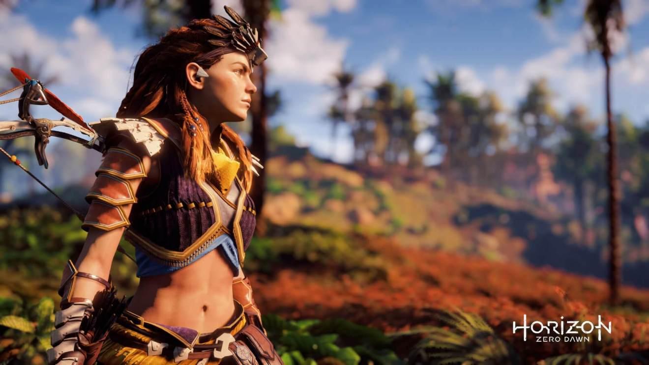 horizon zero dawn wall alphacoders com 2 - Game Review: Horizon Zero Dawn (PS4)