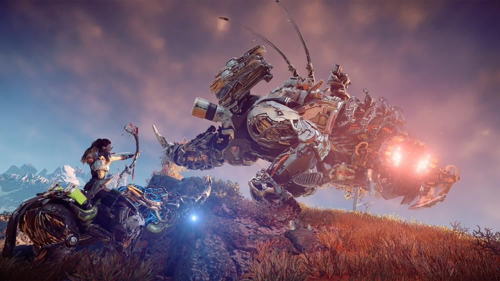 horizon zero dawn wall alphacoders com 4 - Game Review: Horizon Zero Dawn (PS4)