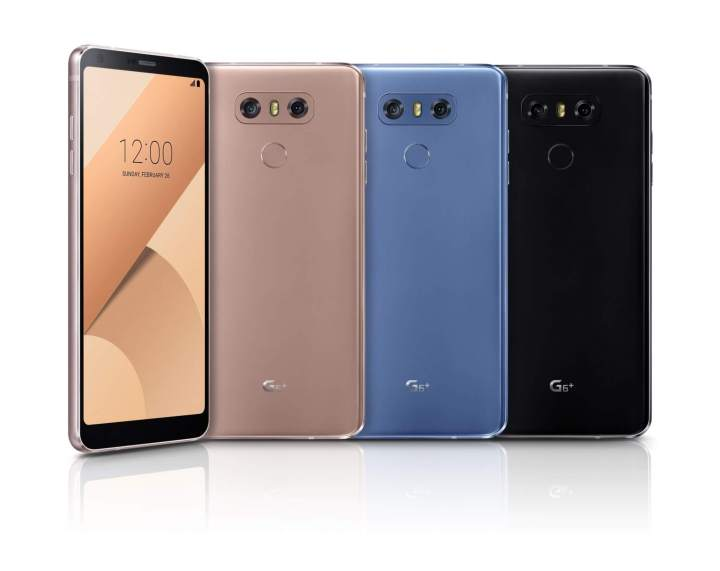 LG lança G6 Plus na Coréia do Sul; G6 'mini' chegará ainda neste mês