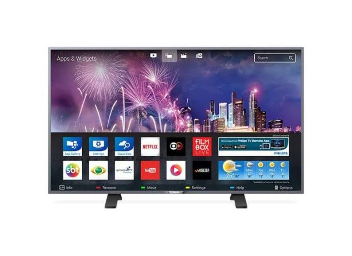 smart tv tv led 32 philips netflix 32phg5201 3 hdmi photo96916960 12 7 1e 720x524 - Fim do sinal analógico aumenta procura por Smart TVs; confira as mais buscadas