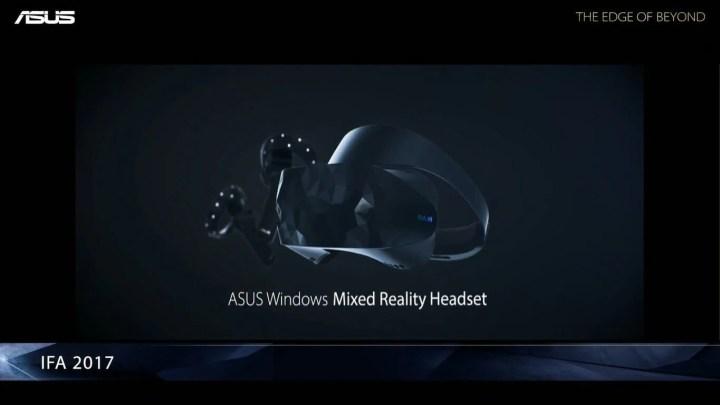 IFA 2017: Este é o novo ASUS Windows Mixed Reality