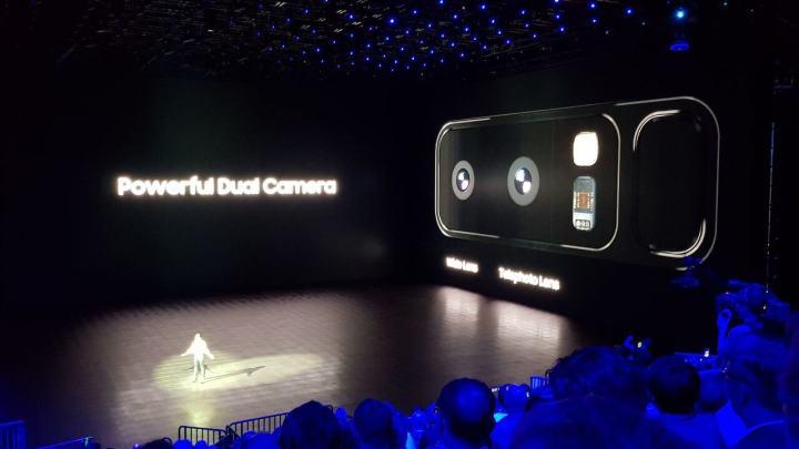 HANDS-ON: Primeiras impressões do Galaxy Note 8