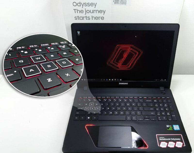 Review Odyssey O Novo Notebook Gamer Da Samsung