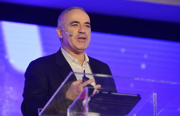 Garry Kasparov 720x466 - O IBM Watson Summit e o futuro das máquinas inteligentes
