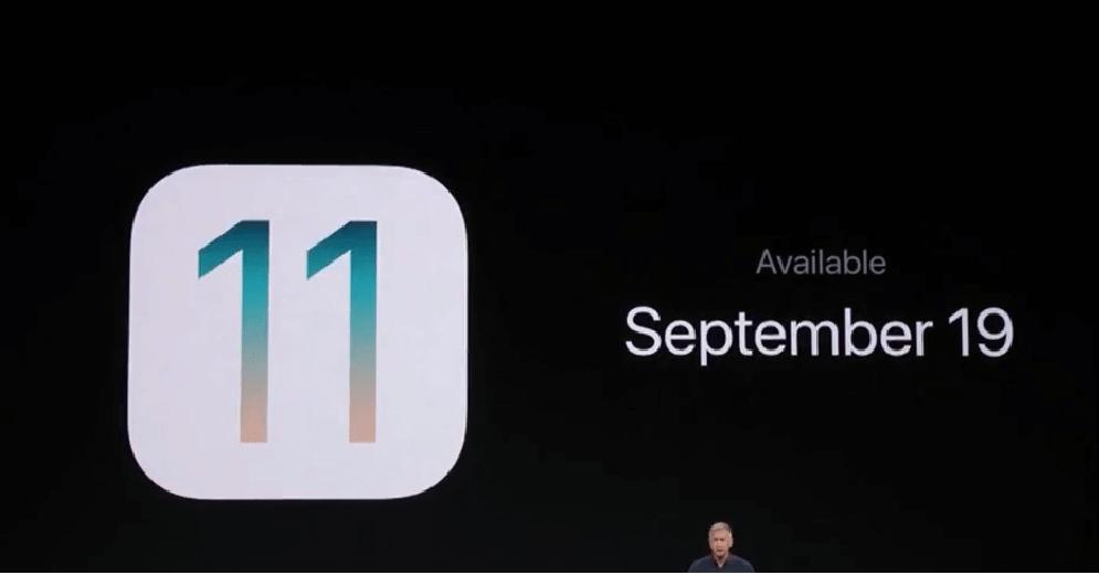 IOS disponivel - Novo iOS 11 chega dia 19 de setembro: conheça as novidades