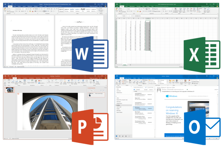 Microsoft Office 2019 720x475 - Microsoft anuncia lançamento do novo Office 2019 para 2018