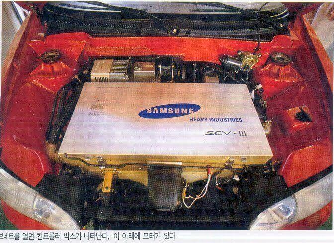 Samsung Heavy Industries SEV 3 Samsung SEV 3 1994 2 - 30 anos de Brasil: conheça a história revolucionária da Samsung