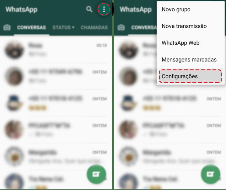 Showmetech tutorial whatsapp configuracoes de privacidade acessando itens de privacidade e seguranca 01 1 720x605 - Tutorial: como manter a privacidade no WhatsApp, sem perder a graça.