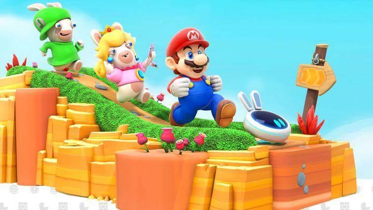 bdf48ac2 a843 480d 94df f405ec42c4a7 Mario Rabbids KB 1 - Review: Mario + Rabbids Kingdom Battle para Nintendo Switch