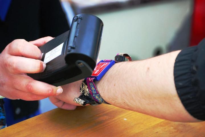 festival wristband 720x482 - Você sabia que a pulseira usada nos festivais vem da Segunda Guerra Mundial?