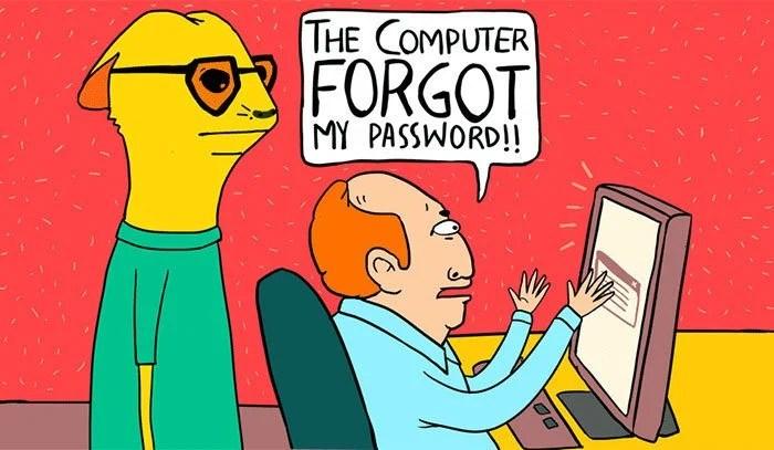 funny it comics li anne dias coverimage - Tutorial: aprenda a alterar o seu email de recuperação de senha