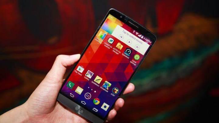lg g3 att 4610 004 720x405 - 9 anos de Android: como as telas mudaram o smartphone para sempre