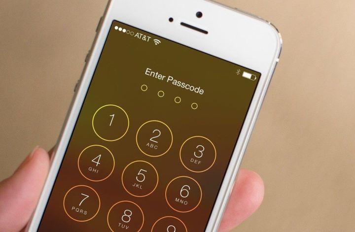 passcode ios 7 iphone hero 720x471 - Afinal, qual tipo de senha protege melhor o seu smartphone?