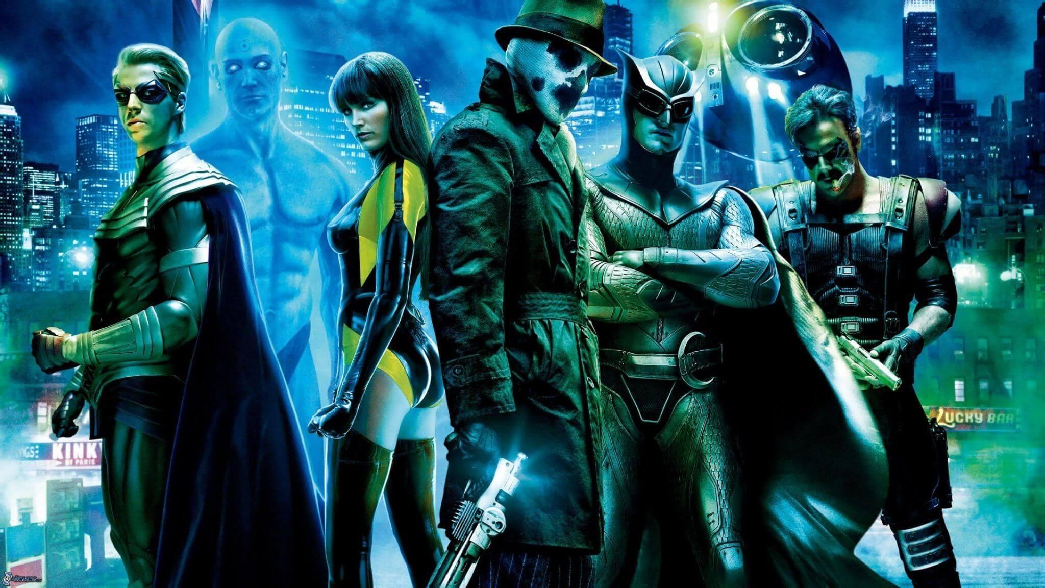 HBO encomenda oficialmente o episódio piloto da série de TV de Watchmen!