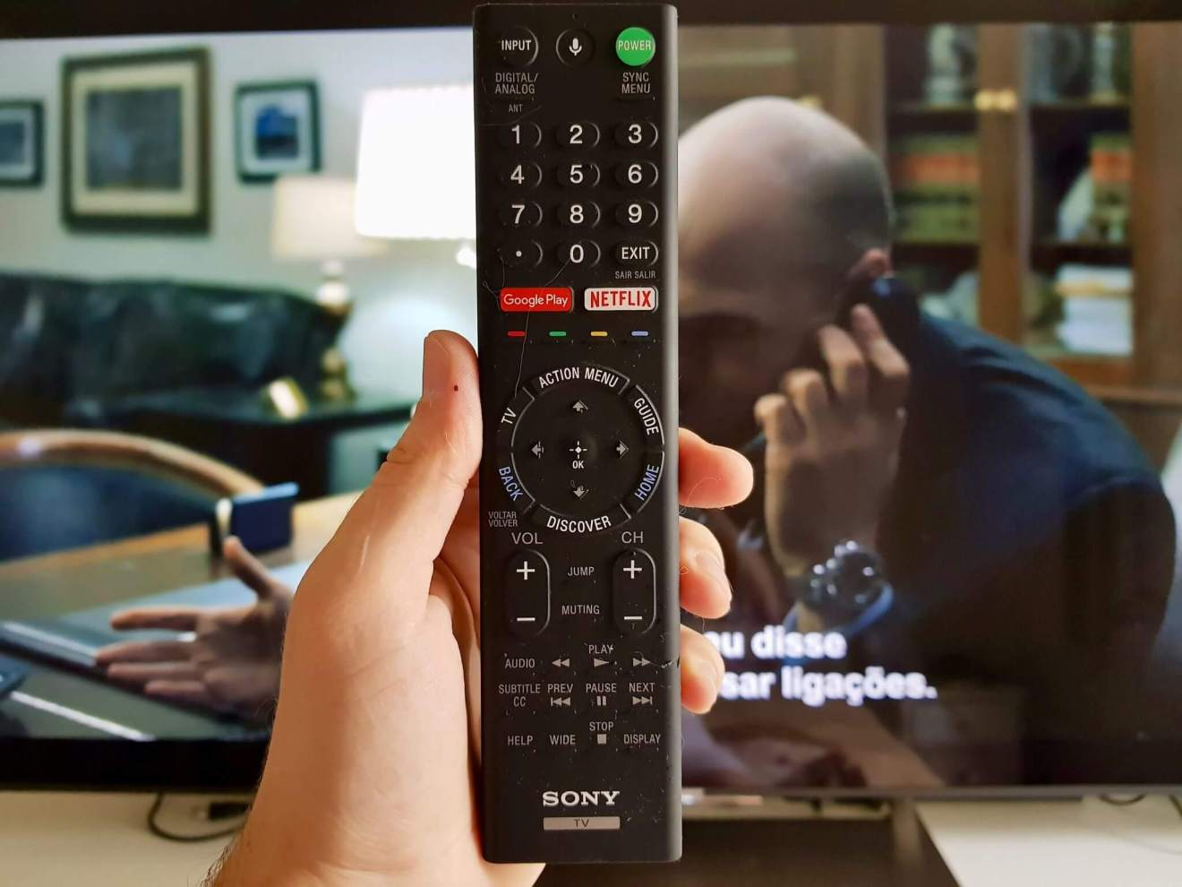 20171020 122322 - Review: Smart TV Sony 4K XBR-65X905E (Android TV)