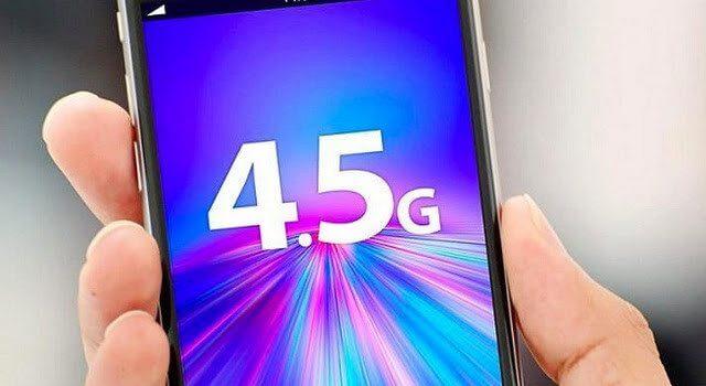 Tudo o que você precisa saber sobre a tecnologia 4.5G 8