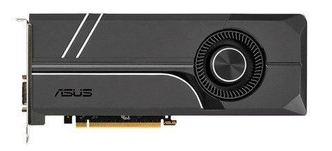 ASUS TURBO Geforce GTX 1070 Ti - ASUS anuncia trio de placas de vídeo GeForce GTX 1070 Ti