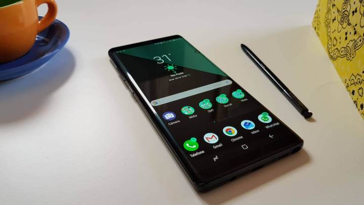 Vivo inicia pré-venda do novo Samsung Galaxy Note 8