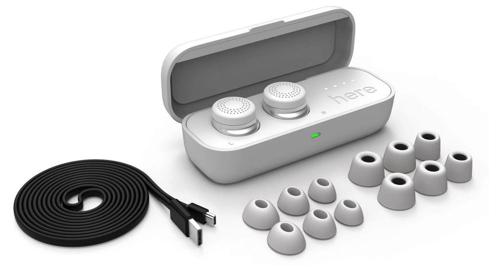 Here One Product White4 e1507654900848 - Here One: o fone de ouvido que bloqueia sons externos selecionados