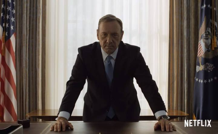Netflix House of Cards Season 4 Teaser Leader 720x442 - Netflix cancela House of Cards após polêmica envolvendo Kevin Spacey