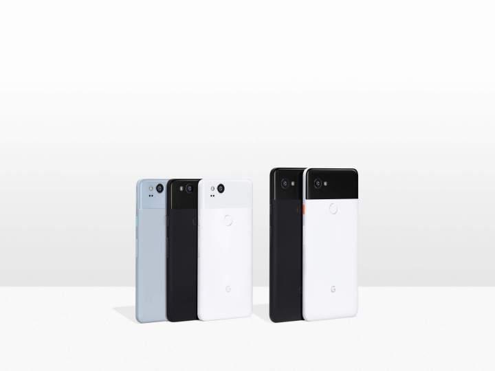 Pixel 2 720x540 - Google anuncia Pixel 2 e Pixel 2 XL; confira os detalhes